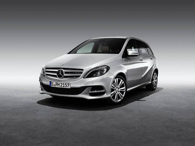 Mercedes classe B electric drive