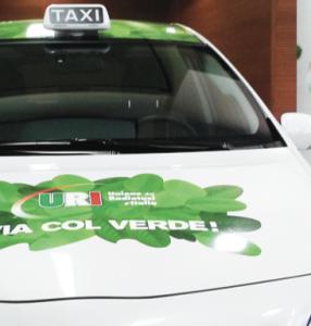 URI taxi elettrici