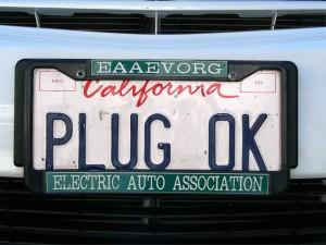plug in car