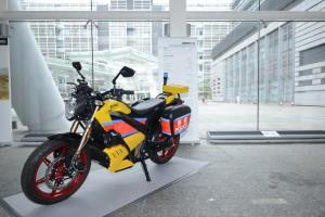 Zero Motorcycle Zero S Hong Kong
