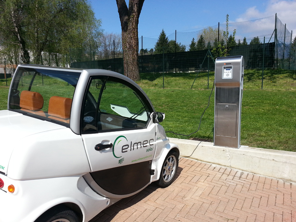 Varese BTicino GreenUp