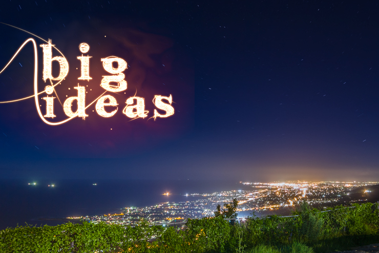 Big Ideas Festival @ UOW