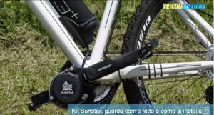 Kit iBike s03 +Sunstar