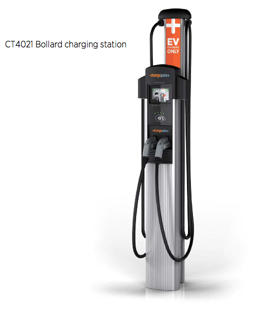 ChargePoint CT4000