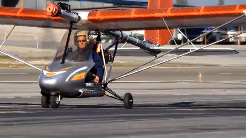 L ebrezza del volo a portata di tutti greenwing espyder for Prezzo plurwheel della cabina di rimowa