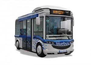 Bolloré Bluebus