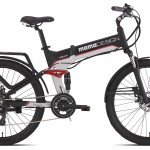 MOMODESIGN Italwin Full-Suspension E-Bike