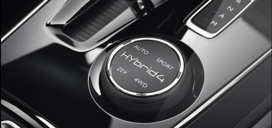 Peugeot Hybrid4