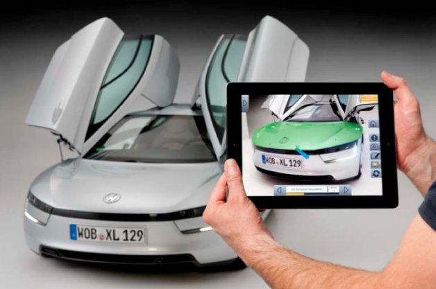 La Volkswagen Xl1 Entra Nella Realta Aumentata Veicoli Elettrici