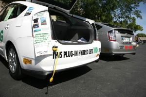 Auto ibride plug-in