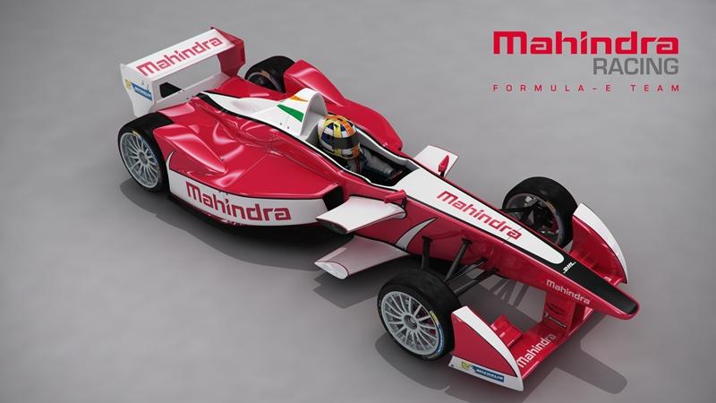 Mahindra Racing Formula E Team