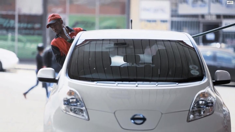 Nissan Leaf Sud Africa