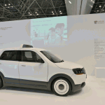EVA taxi elettrico
