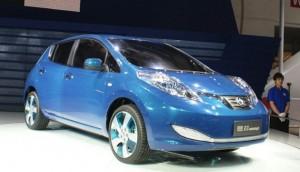 Venucia Nissan-Dongfeng via AutoblogGreen