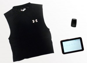 Fitness Shirt - Credit: Fraunhofer Institute