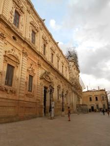 Palazzo dei celestini, Lecce - Credit: A.Lombardo