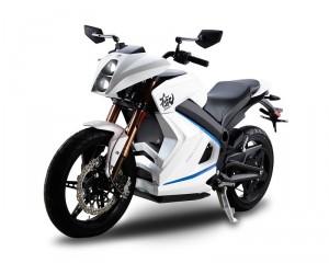 Terra Motors Kiwami Electric Bike via GreenCarCongress.com