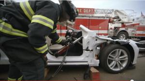 Sicurezza auto elettriche