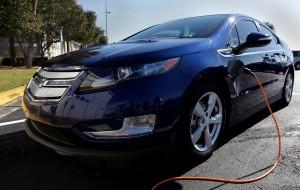 Chevrolet Volt elettrica in uso alla NASA