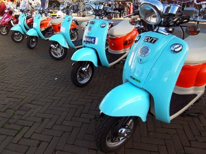 Scooter elettrici