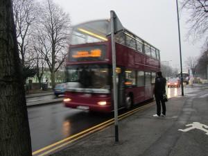 Nottingham autobus