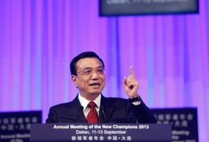 Li Keqiang - photo credit: World Economic Forum via photopin cc