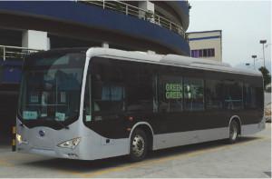 bus elettrici BYD