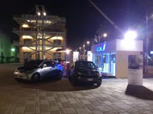 BMW i3 Tour
