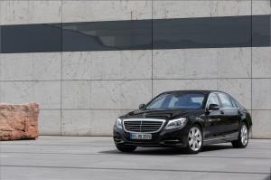 Mercedes Classe S 500 PHEV