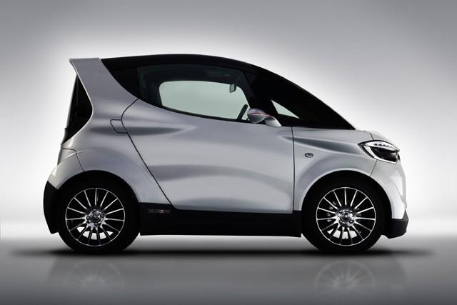 Yamaha Motiv E Un Auto Elettrica Economica Con Motore Zytek Veicoli Elettrici