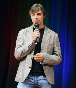 Larry Page, CEO e cofondatore di Google - photo credit: niallkennedy via photopin cc