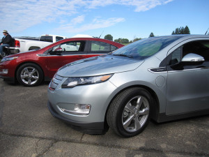 Chevrolet Volt - photo credit: DrivingtheNortheast via photopin cc