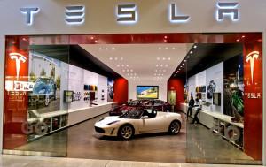 Tesla Store - photo credit: Nicolas Fleury via photopin cc