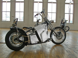 Works Electric Chopper via AutoblogGreen