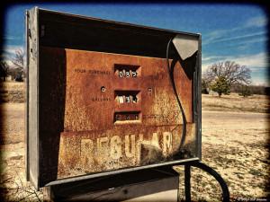 benzina - photo credit: BobShrader via photopin cc