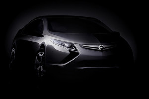 Opel Ampera - photo credit: gmeurope via photopin cc