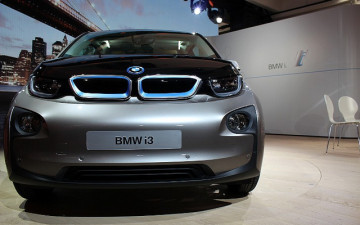 BMW i3 nominata World Green Car e World Car Design of The Year