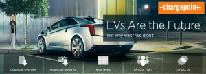 Cadillac ELR Chargepoint via InsideEVs