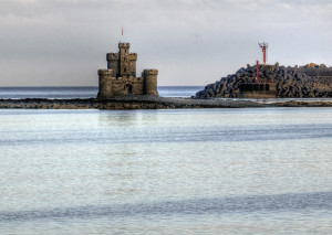 Castle of Refuge in Douglas Bay, Isle of Man - photo credit: neilalderney123 via photopin cc