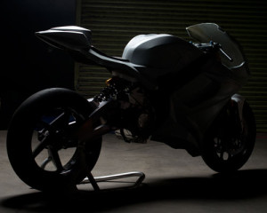 Lightining LS-218  teaser - Credit: Lightning Motorcycle