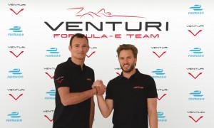 Nick Heidfeld e Stéphane Sarrazin