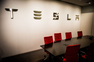 Tesla Motors - photo credit: kirainet via photopin cc