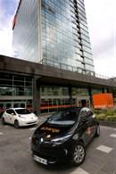 Nissan Renault Orange