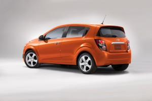 Chevrolet Sonic 2014 © General Motors