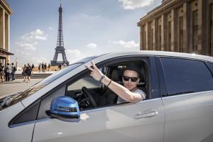 """Mercedes-Benz auf der """"Mondial de l´Automobile Paris 2014"""" Mercedes-Benz at the """"Mondial de l´Automobile Paris 2014"""""""