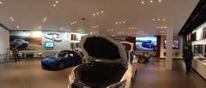 Tesla Store - photo credit: Chung Chu via photopin cc