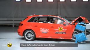 Euro NCAP Audi A3 e-tron