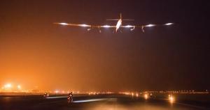 Solar Impulse 2 Cina