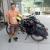 Oltre settemila km in bici elettrica, è Guinness Award per un Americano