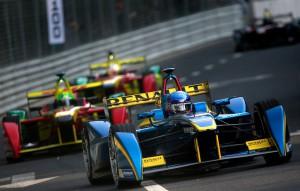 Foto di repertorio: Team e.Dams Renault